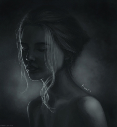 Portrait Study 3