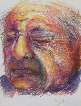 Leonhard Bernstein beim Hören eines falschen Tones